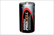 Duracell Procell Battery C (12 per box)